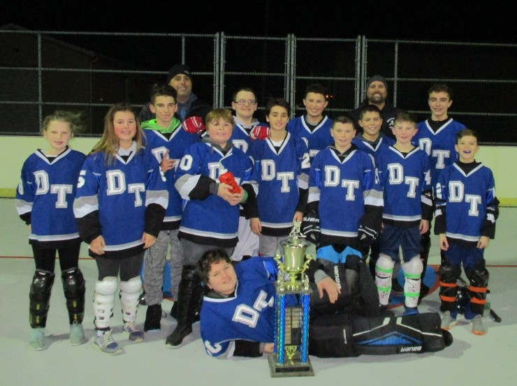 2018HockeyStreetChamps5th 8th - Hockey