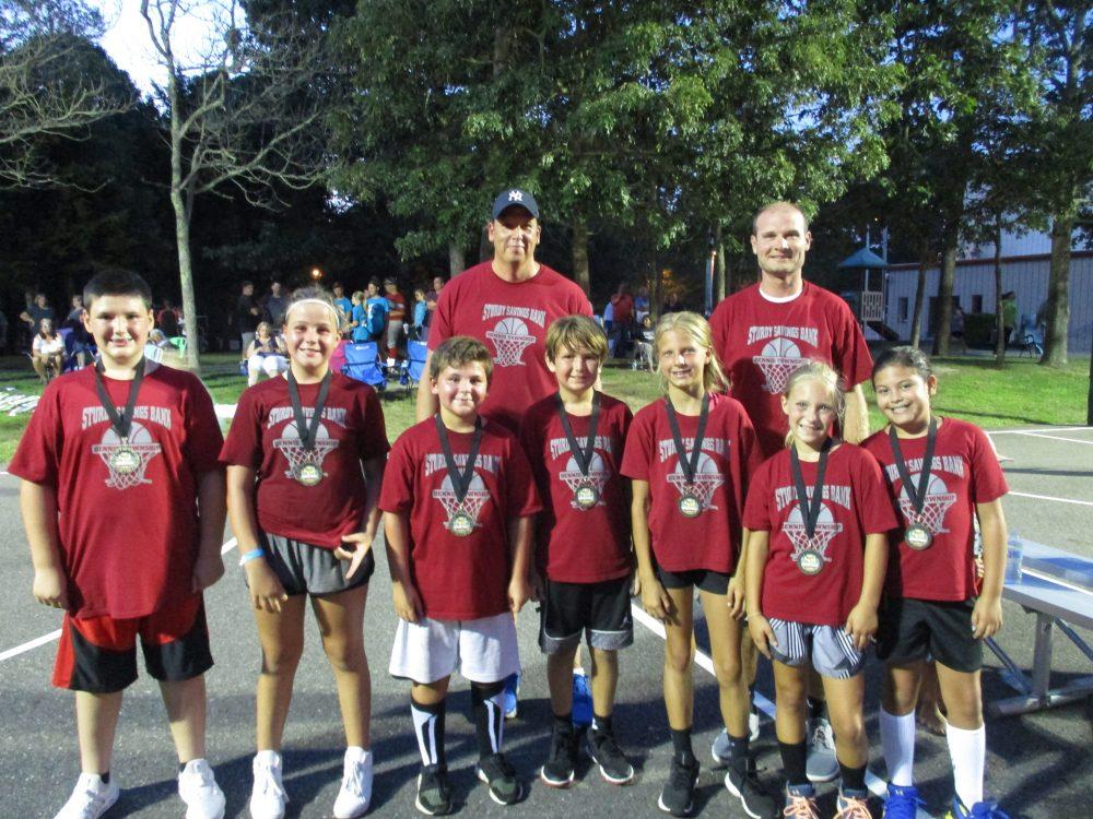 2019 grade 5-6 basketball champs
